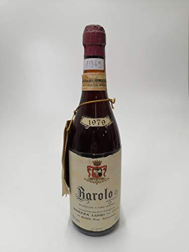 Vintage Bottle - Fratelli Brezza Barolo DOC 1979 0,75 lt. - COD. 1949