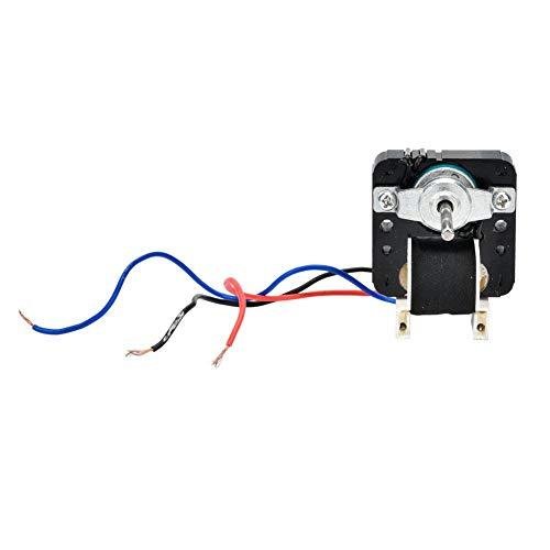 220V CA motore asincrono in acciaio inossidabile ad alta velocità grande motore di torsione motore a ventola a basso rumore motore per ventilatore di ventilazione purificatore d'aria riscaldatore