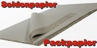 5 kg Seidenpapier Packseide Packpapier ca. 375 Blatt 50 x 75cm