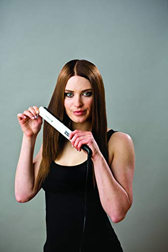 Remington Shine Therapy Advanced Ceramic Hair Straighteners with Morrocan Argan Oil for Improved Shine - S8500