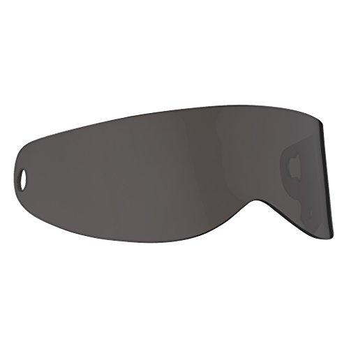 Bandit Visier XXR,Crystal,Super Street 2,G4,klar,getönt,schwarz,verspiegelt, Sports-Farbe:Dark Smoke