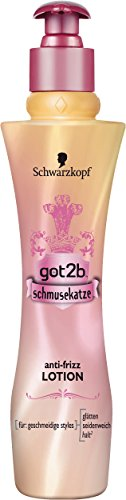Got2B schmusekatze Anti-Frizz Lozione, confezione da (3 X 200 ML)