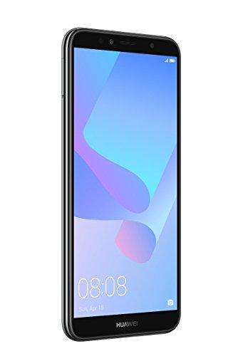 Huawei 6901443232147 Y6 Prime 2018 Smartphone Schwarz