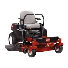 TOROMowers Toro TimeCutter MX4250 42 in. Fab 24.5 HP V-Twin Zero-Turn Riding Mower with Smart Speed