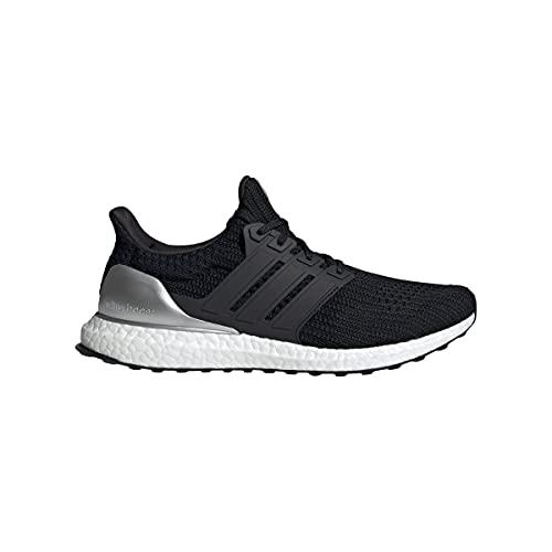 adidas Ultraboost 4.0 DNA, Zapatillas para Correr Hombre, Core Black Core Black Silver Met, 41 1/3 EU