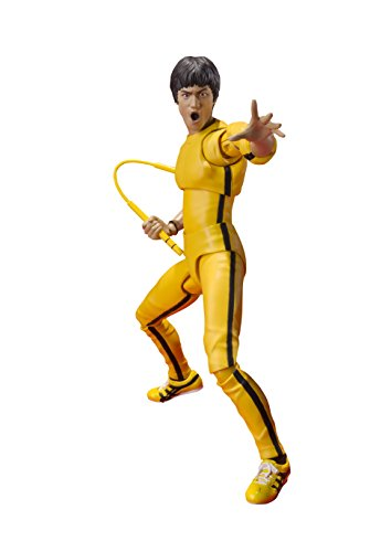 TAMASHII NATIONS 132.087,6 cm Bruce Lee SHFiguarts gelb Trainingsanzug Figur
