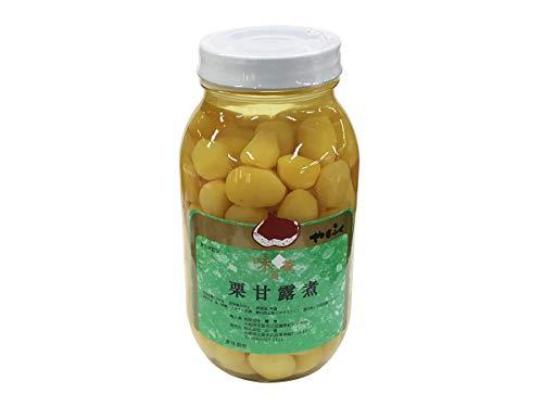 中国産 栗甘露煮 ミニマロン 1100g(固形量650g)瓶入り