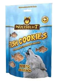 Wolfsblut 4 x 150g Fish Cookies Seefisch