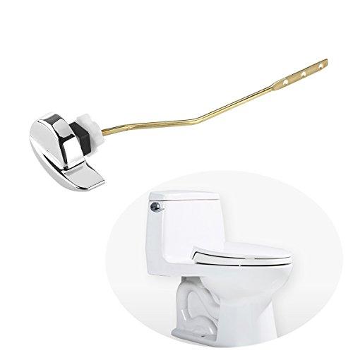 OULII Side Mount Toilet flush Lever Handle for TOTO Kohler Toilet Tank