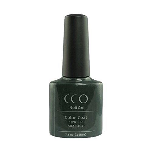 CCO UV-LED-nagellak-gel, groene street