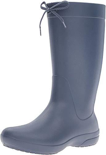 [クロックス] レインシューズ フリーセイル レイン ブーツ ウィメン 203541 Navy 26 cm
