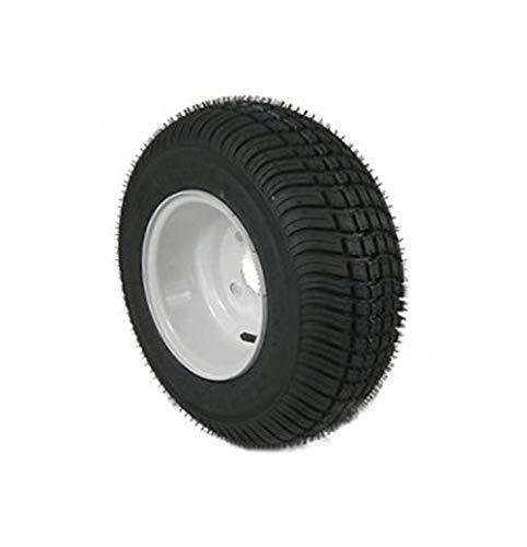 American Tire 3H380 205/65-10 Tire & Wheel (C) 4 Hole / Galvanized