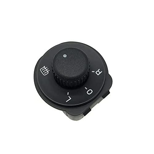 xy Control de Espejo 1ZD959565 Botón de Control de Control de Espejo de Espejo de Espejo de ala eléctrica Compatible con Skoda Octavia MK2 Yeti Interruptor de Control de Espejo retrovisor