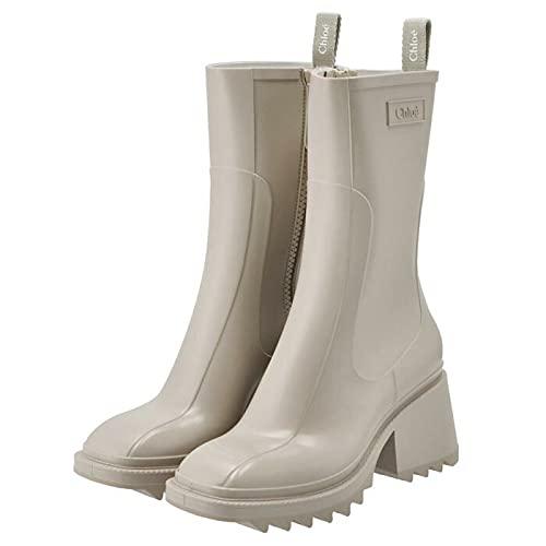 [クロエ] レインブーツ Betty シューズ 靴 レインブーツ CHC19W239 G8 28U [並行輸入品]