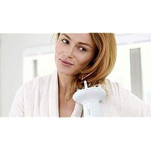 Philips DryCare Advanced Haartrockner mit ThermoProtect Technologie HP8232/00, 2200 W, DC-Motor und 2 Aufsätze, Weiß