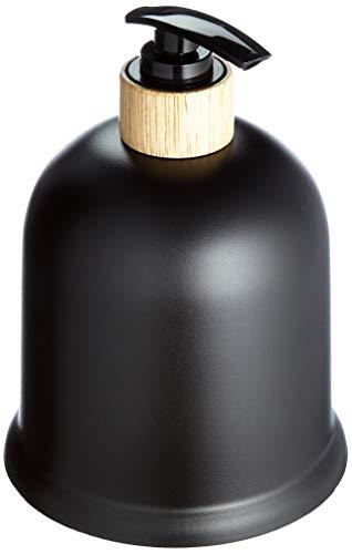 Opportunity 26b1507010070Ebonite dispensador jabón Madera/plástico Negro 10x 10x 16cm