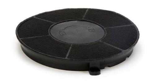 DREHFLEX - AK48 - Kohlefilter/Aktivkohlefilter - passend für Bauknecht/Whirlpool/Ikea - passend für 480122101262 // AMC037 AMC 037