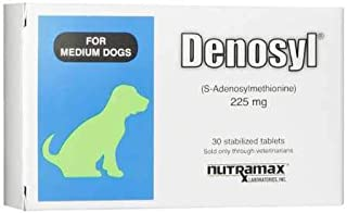 Nutramax Denosyl for Small Dogs and Cats
