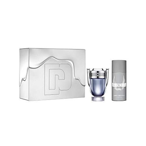 Invictus Pacp Rabanne - Acqua di toletta 100 ml + Deodorante 150 ml