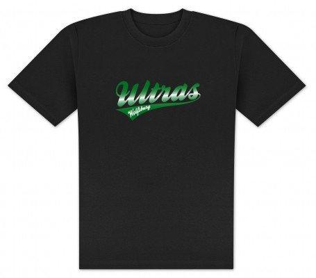World of Football T-Shirt Ultras Wolfsburg - L