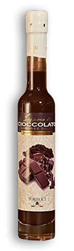 Torboli Schokoladenlikör | Crema Cioccolato | Italienischer Likör |Cream |Likoer | Schokolikör (0,2l)