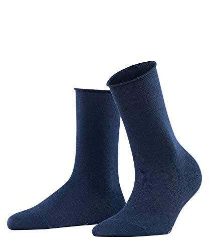 FALKE Damen Socken Active Breeze - Lyocellmischung, 1 Paar, Blau (Navy Blue 6499), Größe: 35-38