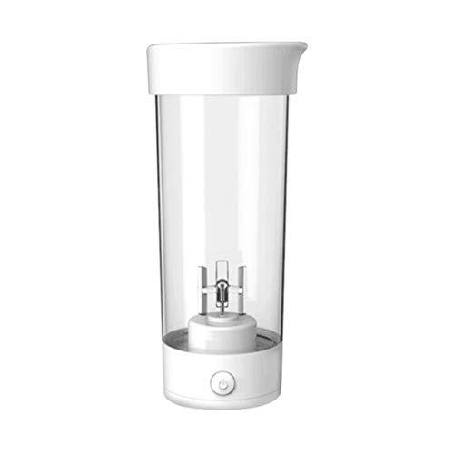 KOUJING 420ml Mini Tazza elettrica per miscelazione Bottiglia per Shaker Automatico in Polvere per proteine del Cuore Carino