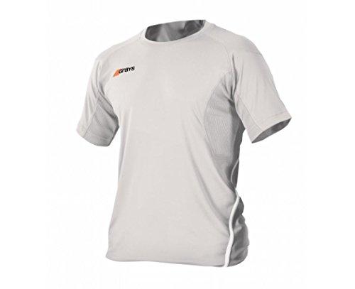 GRAYS G 650 Herrenshirt, Weiß, M
