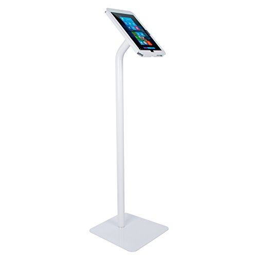 The Joy Factory Elevate II – Stand Pie – Surface Pro – White