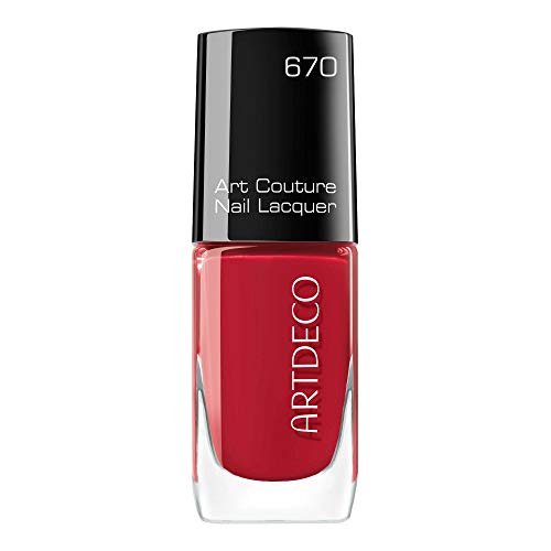 Artdeco Art Couture Nail Lacquer Nagellack 670 Lady In Red, 10 ml