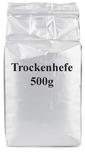 Bäckerei Spiegelhauer Trockenhefe Dry yeast 500g baker quality
