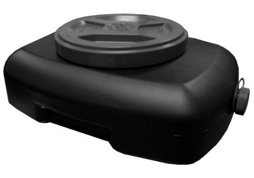 FloTool 11837MI Drain Container, 10 quart