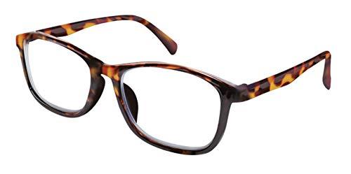 BEST DIRECT Vizmaxx Autofocus Unisex Gläser mit Einstellbare Multi-Fokus-Objektive zum Lesen Stricken Eine Nadel Einfädeln von Nah oder Fern in 2 Farben (Tortoise)