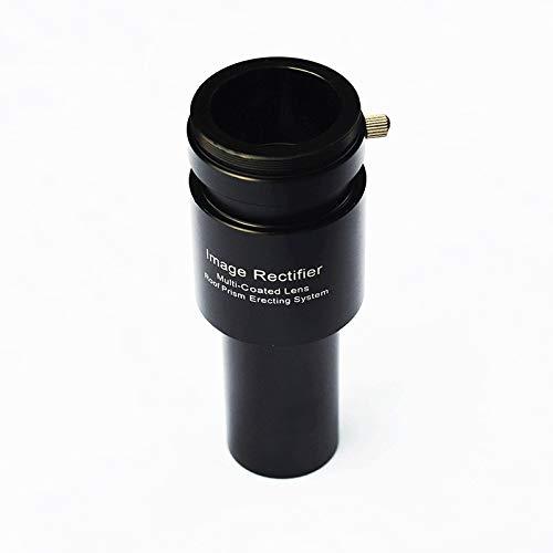 Baalaa 1.25 Pollice Immagine Raddrizzatore 1.5X Barlow Lente Erezione Prisma Macchina Fotografica per Newtonian Riflettore Astronomico Telescopio