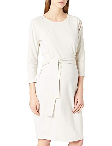 Noppies Studio Dress Nurs 3/4 slv Siena Vestido, Rainy Day P615-Pantalones Cortos, 36 para Mujer