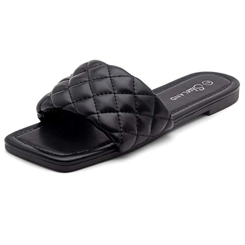 Top 10 best selling list for vince camuto shoes lilliana quilted flats