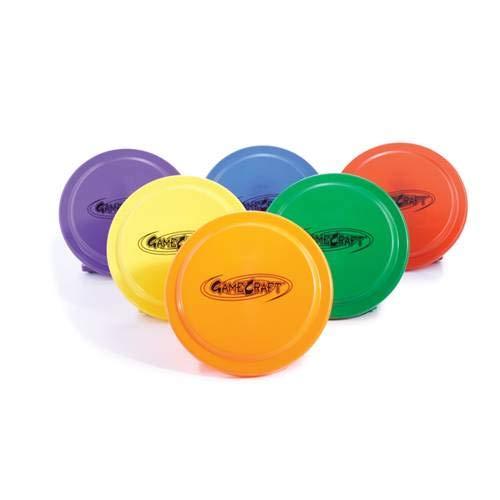 Frisbee Spielzeug für draußen 12 er Set