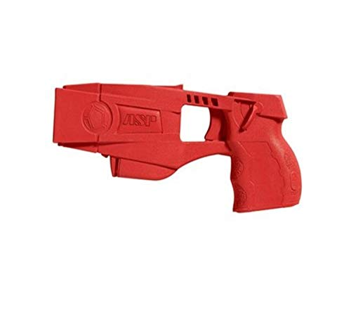 ASP Taser X26 Red Gun Replica for Training and Practice with Martial Arts, Defense, Props, Tactical, Law Enforcement, Military 07340