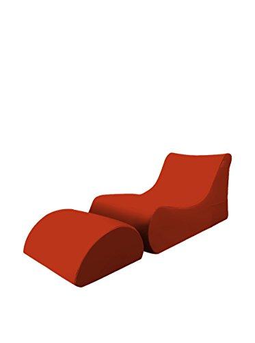 13 Casa Puff Chaise Longue Marea Rojo