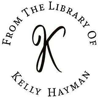 From The Library of Custom Monogram Embosser Shiny EZ-Seal - Hand Held - 02
