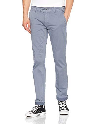 BOSS Schino-Slim D, Pantaloni Uomo, Blu (Open Blue 463), 30W / 34L