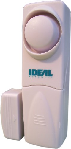 Ideal Security SK604 SOLO Door and Window Contact Alarm Built-in 105dB Siren