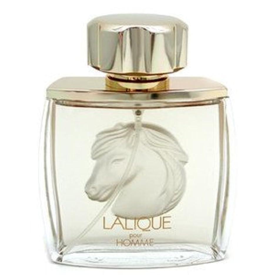 気絶させる屋内移住するLALIQUE(ラリック) 香水 エキュウス オードパルファム スプレー(男性用) -- 75ml/2.5oz [並行輸入品]