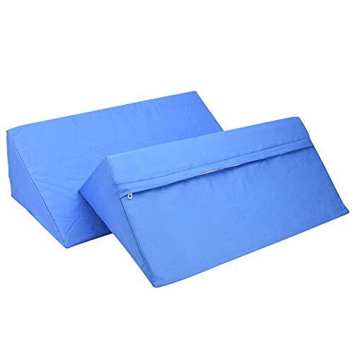 三角クッション 枕 マット 介護用 支える 足 腰 腕 ストレッチ リハビリ 洗濯可能