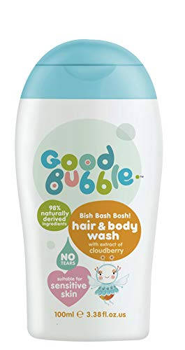 Good Bubble Hair & Body Wash with Cloudberry Extract 100ml