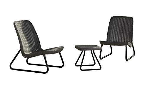 Keter Lounge Set Rio Patio, grau