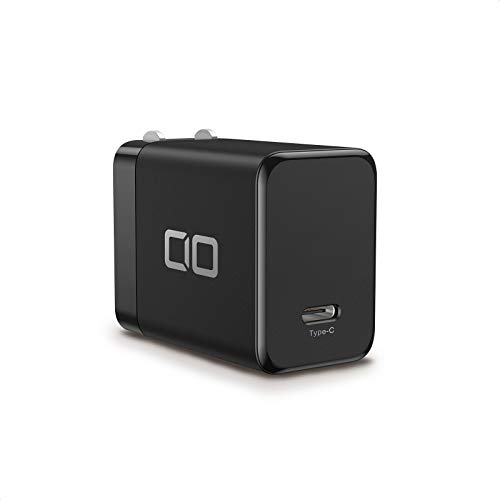 CIO USB PD 65W 急速充電器 GaN(窒化ガリウム)採用【世界最小級】 Type-C ACアダプター Macbook CIO-G65W1C...