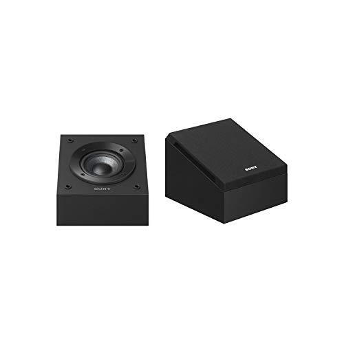 Sony SS-CSE - Altavoces Dolby Atmos (Surround de Cine en sólida Cada de MDF, configuración Flexible sobre Altavoz o instalados en Pared), Color Negro