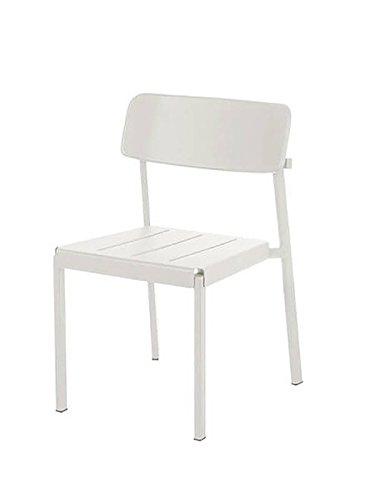 Emu - Shine stoel - wit - Arik Levy - Design - tuinstoel - zonnestoel - terrasstoel