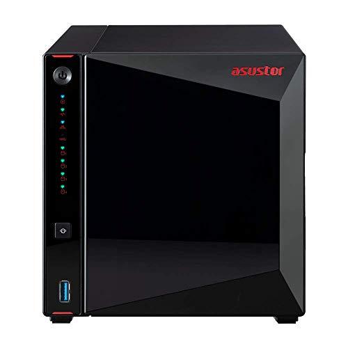 Asustor AS5304T - Memoria en Red Negro Sans Disque